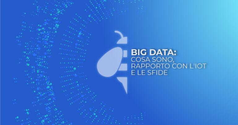I Big Data, noti anche come megadati, stanno diventando una nuova tendenza tecnologica nel campo scientifico, industriale e commerciale.