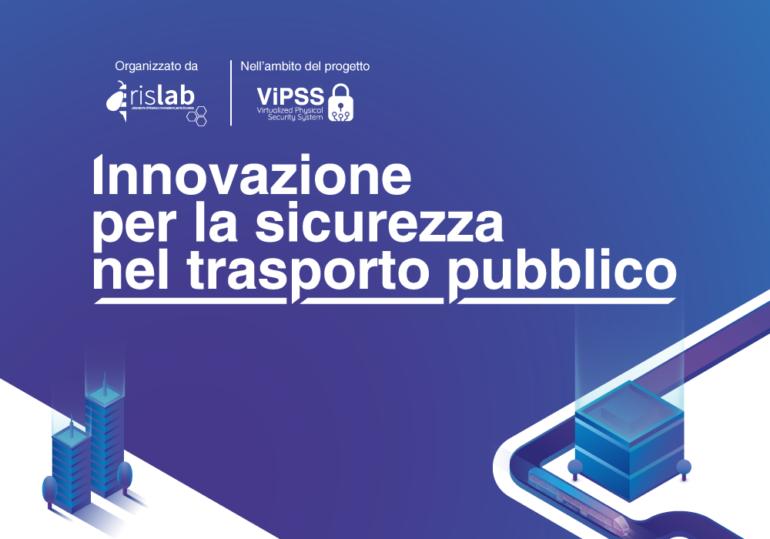 Innovazione per la sicurezza del trasporto pubblico