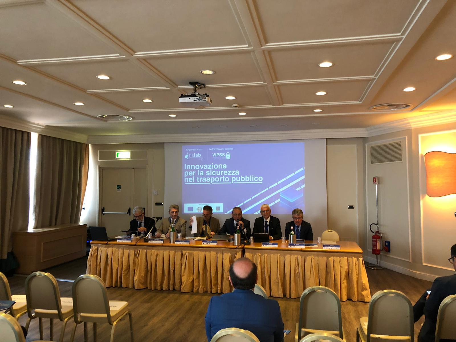 (Italiano) Trasporto Pubblico: nuove vulnerabilità e soluzioni innovative per la sicurezza