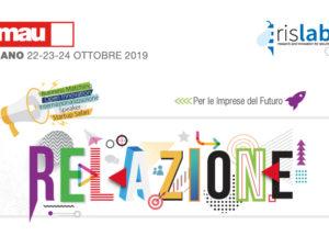 RisLab a SMAU Milano 2019: innovazione nel mondo delle startup