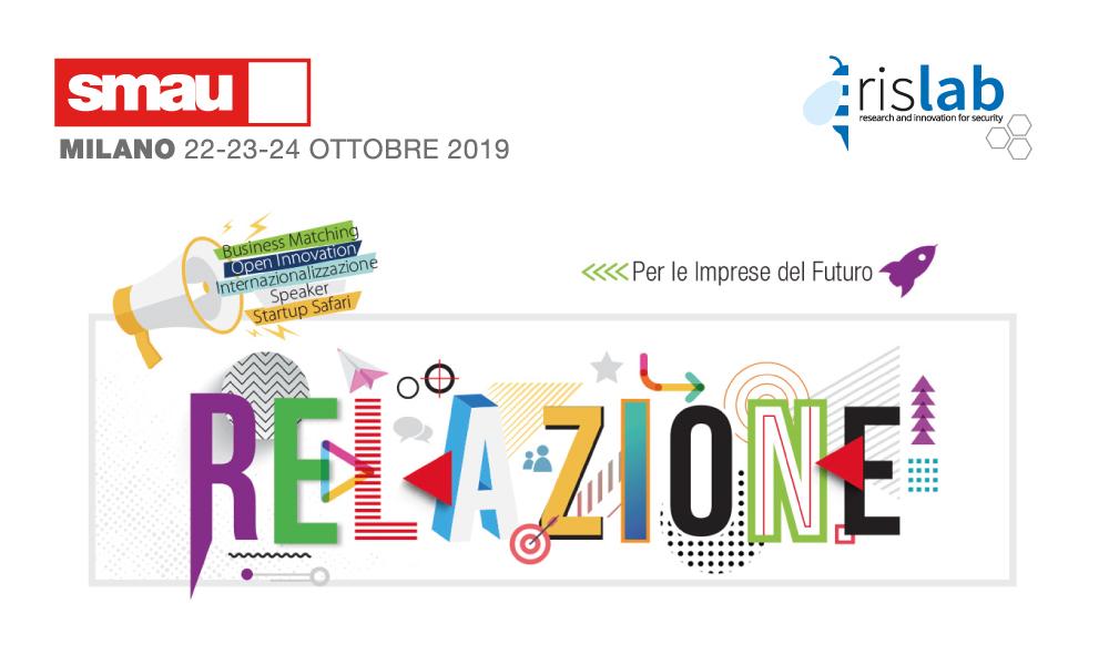 (Italiano) RisLab a SMAU Milano 2019: innovazione nel mondo delle startup